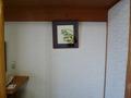 床の間の絵画