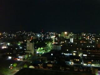 夜景がきれいでした