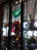 レストラン内の装飾
