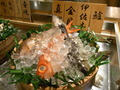 新鮮なお魚