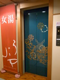 女湯内エレベーター