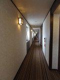 西館 廊下