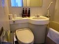 ◎洗浄機機能付きトイレ