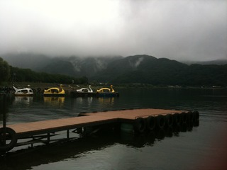 プライベート湖畔