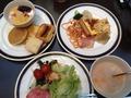 ハプナの朝ご飯