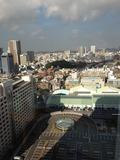 メインタワーからの西の眺望