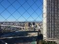 エレベーターホールからの景色