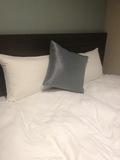 ダブルのベッド