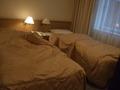 泊まるだけなら有り難い、親切なホテル
