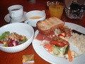 ホテルライクな朝食