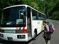 新花巻駅からの無料シャトルバス