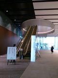 原鉄道模型博物館の入口エスカレーター