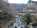 ホテル自体が須雲川に面してます