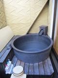お部屋付き露天風呂