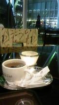 リッツカフェでティータイム
