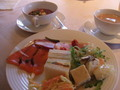 セイルフィッシュカフェの朝食