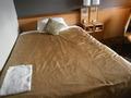 デラックスシングルのベッド