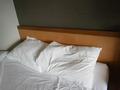 デラックスシングルの枕
