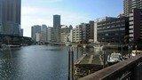 ホテル近くの運河
