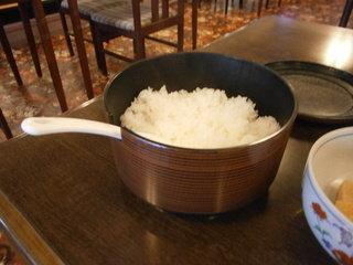 米どころ。