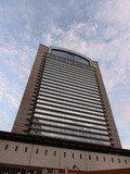 ホテル京阪 ユニバーサルタワーの外観