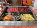 朝食ビュッフェ フルーツ