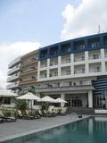 空港から一番近いホテル。