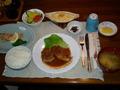 夕食コース