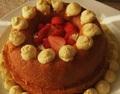 手作りーケーキ