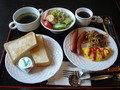 2泊目の朝食です。