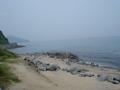 二見ヶ浦海水浴場へ行きました。