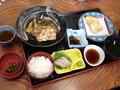 志賀島センターで昼食を食べました。