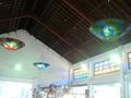 琉球ガラス村へ行きました。