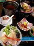 豪華な夕食~鍋