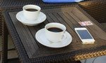 朝焼けコーヒー