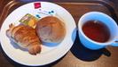 朝食ブッフェ③