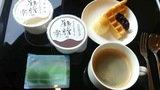 朝食ビュッフェ③