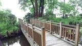 庭園への橋