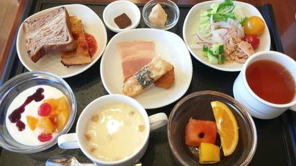 写真クチコミ:朝食バイキング②