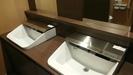 1Fトイレの洗面台
