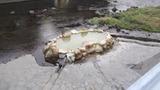 川中に露天風呂