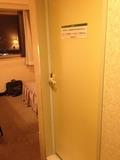 お風呂、トイレドアです。