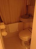 トイレ、お風呂写真です。