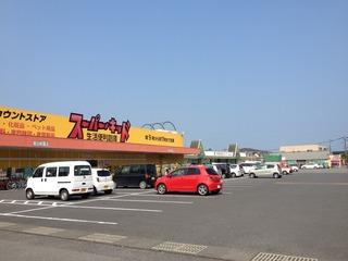 写真クチコミ:ホテルの裏には、ディスカウントショップ、新鮮市場があります!