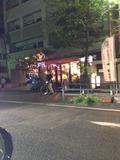 ホテルを右に出て2つ目の通りを左に曲がると有名パスタ店 らるきぃがあります!