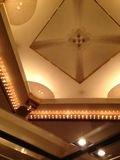ロビー天井写真です。