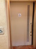 1F バリアフリー トイレ ドア