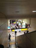 舞浜駅 エスカレーター 写真です。