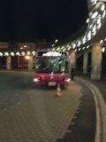 ホテルまではリムジンバスです!