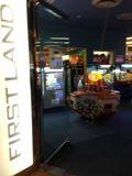 ホテル1F にゲームセンターもありました!